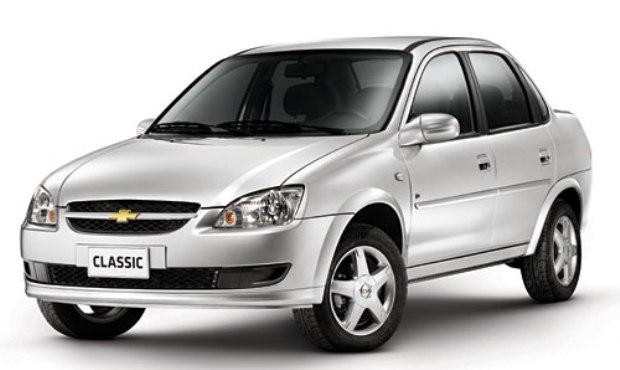 Seguro Chevrolet Classic - Compara tu Seguro Chevrolet Classic online