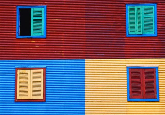 Cia de seguros La Buenos Aires