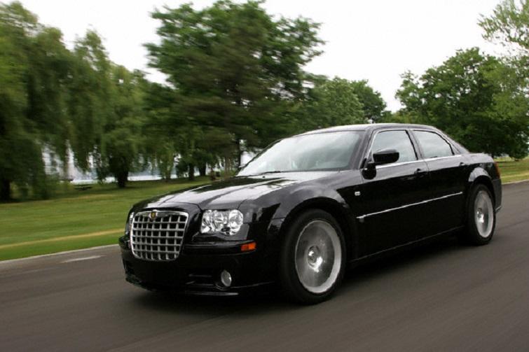 Seguro Do Chrysler 300c