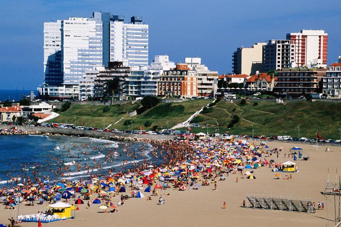 Mar Del Plata M S De 3 5 Millones De Turistas La