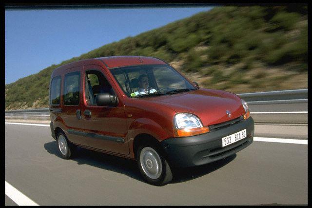 Seguros baratos para Renault Kangoo