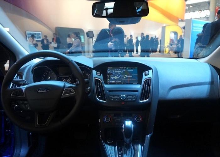 Coberturas para Ford nuevo