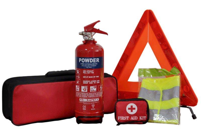 Un kit de emergencia en tu vehículo puede ayudarte