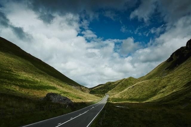 velocidad maxima en rutas