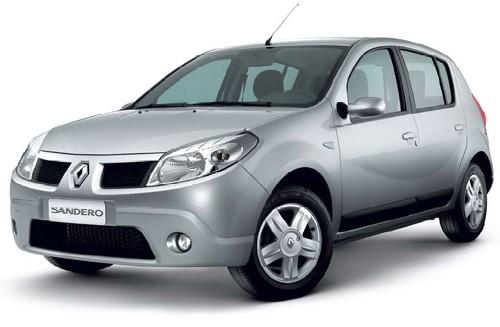 Seguro Renault Sandero - Compara tu Seguro Renault Sandero online